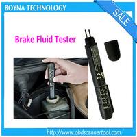 (10Pcs/lot) 5 LED Mini Electronic Brake Fluid Liquid Tester Pen Auto Car Vehicle Tools Diagnostic Tools