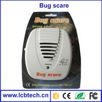 2015 EU/US/UK/AU Plug Ultrasonic scare Mouse Mosquito bug Pest repeller