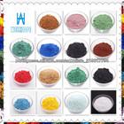 Pigmentos de cor inorgânicos