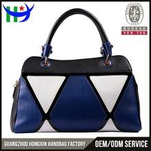 2015 venta al por mayor de moda de cuero genuino bolso chino