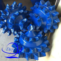 API&ISO IADC217 tungsten carbide insert tricone steel tooth drill bit