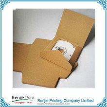 Professional Printing DVD Paper Folder