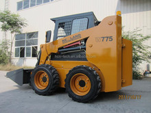 China hot small jc75 skid steer loader bobcat for sale,75HP (W775)