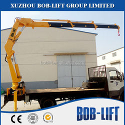knuckle boom crane manufacturer telescopic cranes for sales with great price