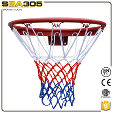 professional steel height basketball ring