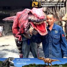 MY Dino-J10 Halloween party adult realistic dinosaur costume