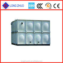 Food grade combined GRP panel water tank for potable water storage/SMC Sectional Water Storage Tank