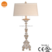 Dining room modern decorative wood table lamp,best selling products in america