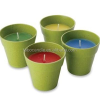 ourdoor garden citronella candles