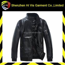 hot selling custom jacket leather motorcycle men