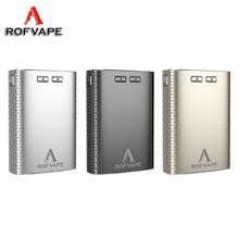 New invention product 2500mah*3 Box big vapor e cigarette with adjustable voltage 150w vapor box mod from shenzhen Rofvape