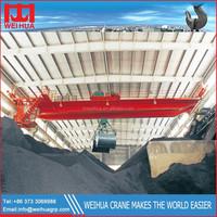 2015 New Design 10 Ton Widely Used Waste Grab Bridge Crane Price