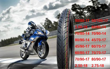 Qualified motorcycle tire60/80-14