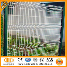 2015 safety barrier fence with square galvanized fence posts