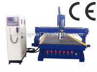 syntec control atc cnc router with hsd spindle delta servo motor