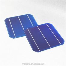4.68W 156x156mm 3BB Mono Solar Cells 6x6 with superior quality
