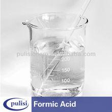cuero productos químicos Ácido fórmico