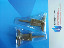 Zinc alloy tire tread depth gauge tire repair product