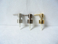 Wholesale can copper plated stainless steel liquid head pump head
