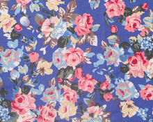 New Design 100%Cotton Elastic imitation cowboy printed Fabric stock lot for Suit/Dress/Bed