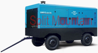 35 bar air compressor with 21 m3/min air delivery for oil and gas industry applications