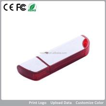 wholesale High Quality Economy Custom USB 2.0 label flash drive