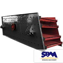 SBM tamiz vibratorio para fabricación de arena con capacidad grande y precio mejor