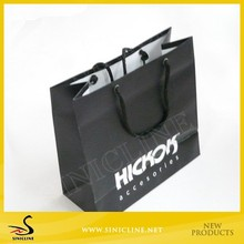 New Hot Sale Printed Luxury Paper Bag Shopping Bag For Sale