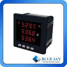 LED Three phase current meter ampere measurement Panel Meter