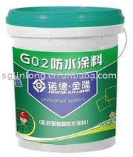 double component polyurethane waterproof coating