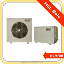 DERON Air to Water Heat Pump EVI Split Type For Cold Area & Countries