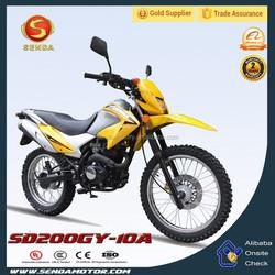 Best-selling 200cc dirt bike NXR BROS motorcycle