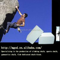 Magnesium chalk block rocks climbing chalk/gym equipment climbing chalk block