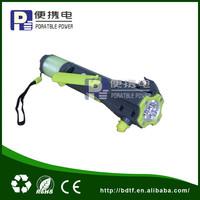 Hand Crank dynamo Emergency safety hammer