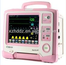 Specialistic Neonatal Patient Monitor HD-Apollo N1 with touch screen