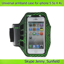 Mobile phone case abs universal Sports Armband case for iphone 6 , for iphone armband