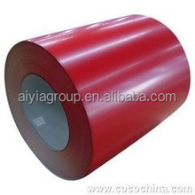 PPGI painted sheet metal coil for roofing material