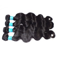 18 20 22 3 pcs/lot Body Wave Full Cuticle Trending Hot Products Virgin Peruvian Hair Bundles