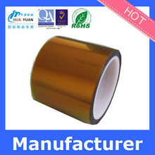 factory supply 280 degree high temperature printing silicone adhesive polyimide tape g11
