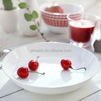 ceramic enamel soup plate porcelain soup plate