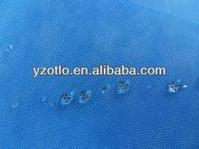 Waterproof paint roller fabric for canopy furniture cover