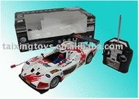 4CH RC RACING CAR