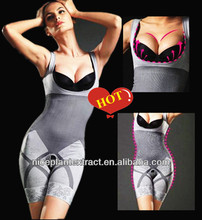 Natural Bamboo Charcoal Slimming Suit Corset - 3 Colors S-XL
