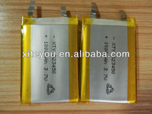 hot selling litium ion batteries lipo for men lithium ion battery manufacturers factory
