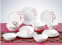 fine design new bone china high quality aluminum cookware set
