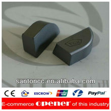 Type A3 tungsten carbide brazed tips for making end and periphery turning tools