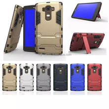 3 in 1 Shockproof Armor Case Combo Back Cover Full Protective for LG G4