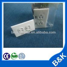 Cheap price USA strandard wall socket factory