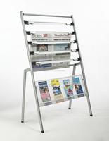high quality newspaper holder stick