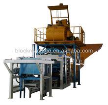 Concrete Block Press Machine fly ash brick machine